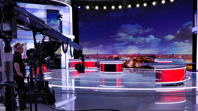 Lenodal com motion design television - France 2 cuisinez comme un chef ...