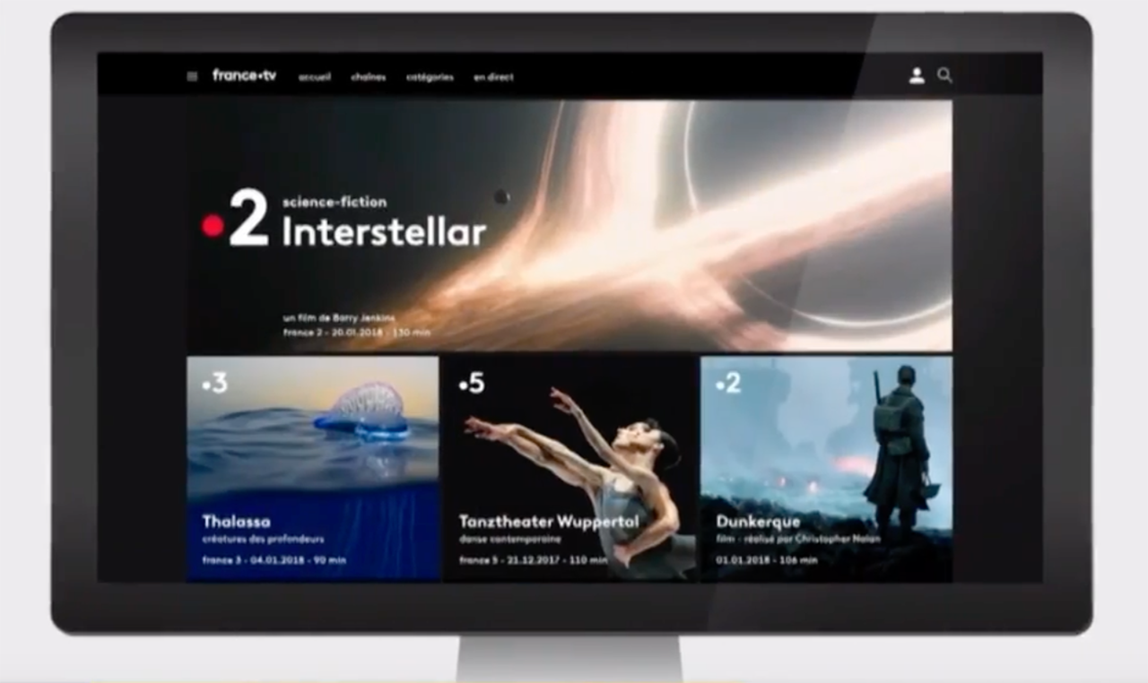 Nouveaux logos pour une nouvelle vie — France Télévisions